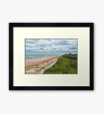 Flagler Beach Framed Print