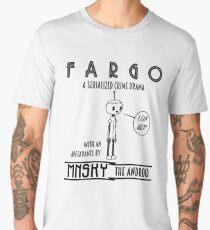 Vintage Minsky 3 Men's Premium T-Shirt
