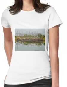 Barge HDR Womens Fitted T-Shirt