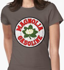 Magnolia Gasoline Women's Fitted T-Shirt