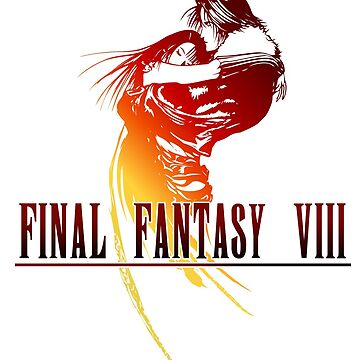 FF VIII by MrMaeflower