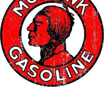 Mohawk Gasoline by hotrodz