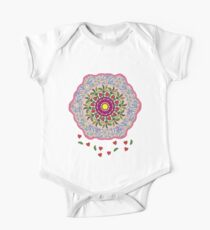 Garden Party Doodle Art Kids Clothes