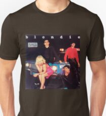 Blondie - Plastic Letters Album Cover T-Shirt