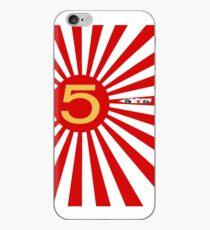 Speed Racer aufgehende Sonne iPhone-Hülle & Cover