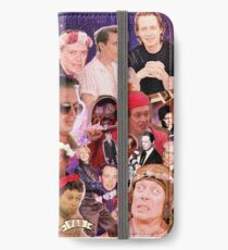 Steve Buscemi Galaxy Collage iPhone Wallet/Case/Skin
