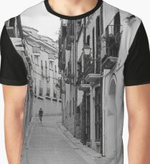 Taking a Stroll Graphic T-Shirt