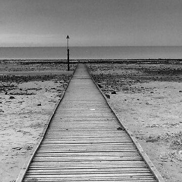 Llandudno boardwalk by barnsleysteve