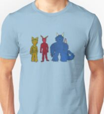 Abandoned Destinies Main Characters T-Shirt