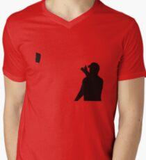 Bean Bag Toss Men's V-Neck T-Shirt