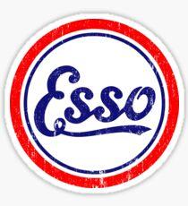Esso Classic Sticker