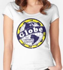 Globe Gasoline Women's Fitted Scoop T-Shirt