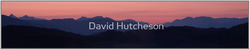 Sunrise Recession 2 - West Highlands by David Hutcheson