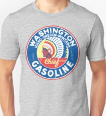 Chief Gasoline - Washington T-Shirt