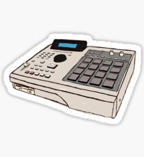 AKAI MPC 2000 Sticker