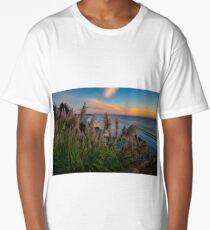 Ocean Sunset Long T-Shirt