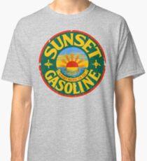 Sunset Gasoline Classic T-Shirt