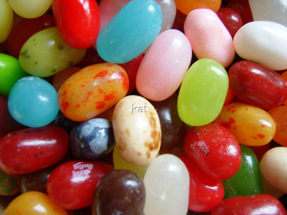Jelly Beans by kat  -