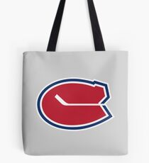 Montreal Canucks Tote Bag