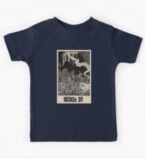 Hüsker Dü (Gravur) Kinder T-Shirt