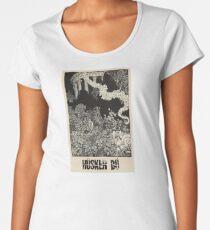 Hüsker Dü (engraving) Women's Premium T-Shirt