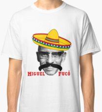 Michel Foucault el mexicano Classic T-Shirt