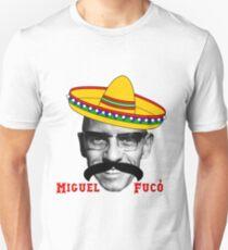 Michel Foucault el mexicano Unisex T-Shirt
