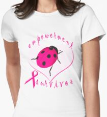 Survivor Women's Fitted T-Shirt