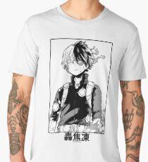 Todoroki Shōto Men's Premium T-Shirt