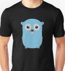 Golang Gopher - The Go Programming Language T-Shirt