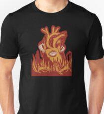Hell Eye On Fire T-Shirt