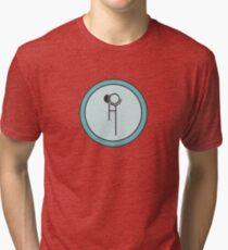 hippo campus blue Tri-blend T-Shirt