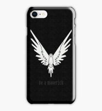 Logan Paul Be a Maverick Phone Case iPhone Case/Skin