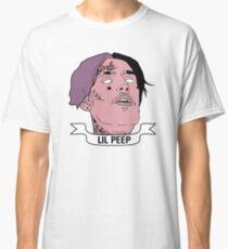 Lil Peep Clip Art Classic T-Shirt