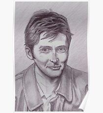 David Tennant  tenth Doctor Poster