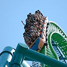 Kingda Ka - Over the Top 456 ft. by Paul Gitto