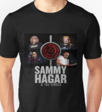 Sammy Hagar And The Circle Tour 2017 Unisex T-Shirt