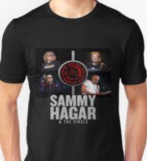 Sammy Hagar And The Circle Tour 2017 T-Shirt