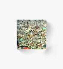 Naples Acrylic Block