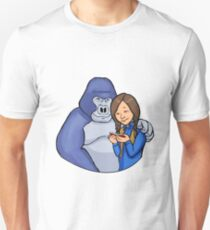 Dian Fossey and company T-Shirt