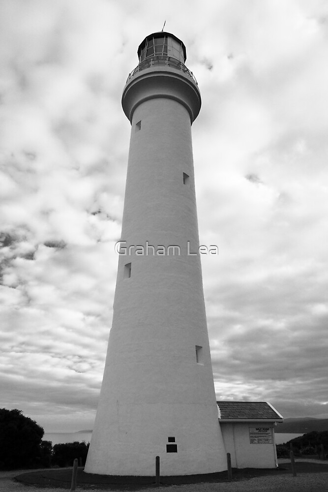 Split Point Lighthouse by Graham Lea