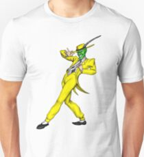 the mask caricature T-Shirt