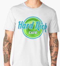 Hard Rick Cafe Men's Premium T-Shirt