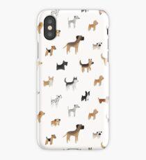 Doggo Pattern iPhone Case/Skin