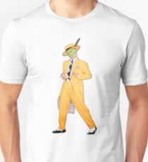 the mask total body T-Shirt