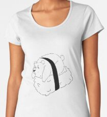 Camiseta premium para mujer Kuma nigiri