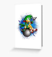 Sonic Boom: Bean the Dynamite Greeting Card