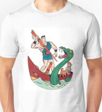 the mighty hercules odyssey 1960 T-Shirt