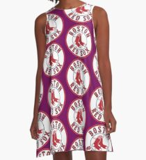 Boston Red Sox A-Line Dress