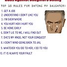 Rules for Dating My Daughter by Demetris  Georgiou